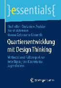 Cover-Bild zu Quartiersentwicklung mit Design Thinking (eBook) von Heller, Ilke
