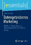 Cover-Bild zu Datengetriebenes Marketing (eBook) von Rashedi, Jonas