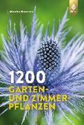 Cover-Bild zu Haberer, Martin: 1200 Garten- und Zimmerpflanzen