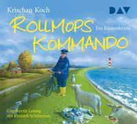 Cover-Bild zu Koch, Krischan: Rollmopskommando. Ein Küstenkrimi