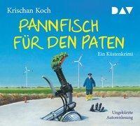 Cover-Bild zu Koch, Krischan: Pannfisch für den Paten. Ein Küstenkrimi
