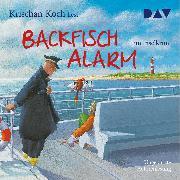Cover-Bild zu Koch, Krischan: Backfischalarm (Audio Download)