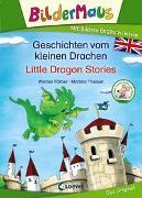 Cover-Bild zu Färber, Werner: Bildermaus - Mit Bildern Englisch lernen - Geschichten vom kleinen Drachen - Little Dragon Stories