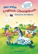 Cover-Bild zu Färber, Werner: Mein erstes Englisch-Übungsbuch - Geschichten für Mädchen