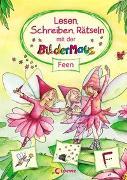 Cover-Bild zu Reider, Katja: Lesen, Schreiben, Rätseln mit der Bildermaus