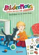 Cover-Bild zu Färber, Werner: Bildermaus - Lesen lernen mit Stickern - Geschichten von der kleinen Katze