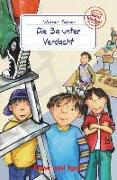 Cover-Bild zu Färber, Werner: Die 3a unter Verdacht. Schulausgabe