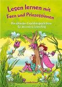 Cover-Bild zu Bato: Lesen lernen mit Feen und Prinzessinnen