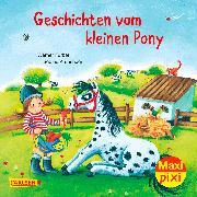 Cover-Bild zu Färber, Werner: Geschichten vom kleinen Pony