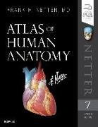 Cover-Bild zu Atlas of Human Anatomy von Netter, Frank H.