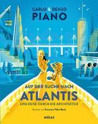 Cover-Bild zu Piano, Renzo: Auf der Suche nach Atlantis