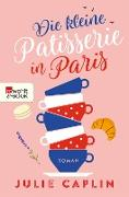 Cover-Bild zu Caplin, Julie: Die kleine Patisserie in Paris (eBook)
