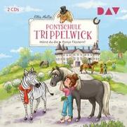 Cover-Bild zu Mattes, Ellie: Ponyschule Trippelwick - Teil 1: Hörst du die Ponys flüstern?