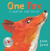 Cover-Bild zu Read, Kate: One Fox: A Counting Book Thriller