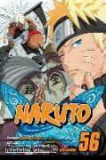 Cover-Bild zu Kishimoto, Masashi: Naruto, Vol. 56, Volume 56