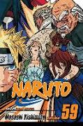 Cover-Bild zu Kishimoto, Masashi: Naruto, V59