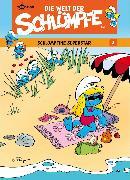 Cover-Bild zu Peyo: Die Welt der Schlümpfe 3. Schlumpfine Superstar (eBook)