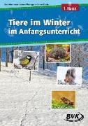 Cover-Bild zu Tiere im Winter im Anfangsunterricht von Niemann, Katja