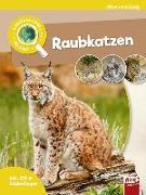 Cover-Bild zu Leselauscher Wissen: Raubkatzen (inkl. CD) von Lipzig, Aileen van