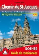 Cover-Bild zu Rabe, Cordula: Chemin de St-Jacques