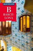 Cover-Bild zu Bourmer, Achim: Baedeker Reiseführer Barcelona (eBook)