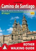 Cover-Bild zu Rabe, Cordula: Camino de Santiago