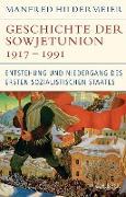 Cover-Bild zu eBook Geschichte der Sowjetunion 1917-1991