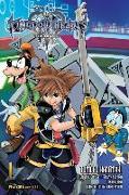 Cover-Bild zu Tomoco Kanemaki: Kingdom Hearts III, Vol. 1 (light novel)