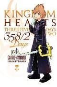 Cover-Bild zu Shiro Amano: KINGDOM HEARTS 358/2 DAYS, VOL. 1