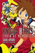 Cover-Bild zu Shiro Amano: KINGDOM HEARTS: CHAIN OF MEMORIES