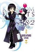 Cover-Bild zu Shiro Amano: Kingdom Hearts 358/2 Days, Vol. 2