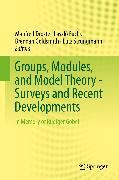 Cover-Bild zu Groups, Modules, and Model Theory - Surveys and Recent Developments (eBook) von Droste, Manfred (Hrsg.)