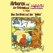 """Cover-Bild zu Arborex und der Geheimbund KIM, Folge 5: Das Bordfest auf der """"Britta"""" (Audio Download) von Hellmann, Fritz"""
