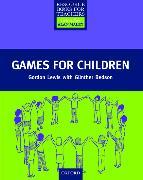 Cover-Bild zu Games for Children von Lewis, Gordon