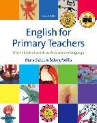 Cover-Bild zu English for Primary Teachers von Slattery, Mary