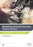 Cover-Bild zu Marketing, Verkauf & Services von Berger Weigerstorfer, Aline