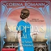 Cover-Bild zu Bomann, Corina: Die Farben der Schönheit - Sophias Träume (Sophia 2)
