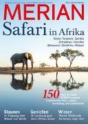Cover-Bild zu Jahreszeiten Verlag (Hrsg.): MERIAN Safari in Afrika