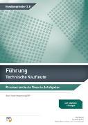 Cover-Bild zu Führung - Technische Kaufleute von Kümin, Rolf