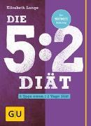 Cover-Bild zu Die 5:2-Diät von Lange, Elisabeth