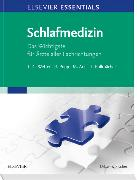 Cover-Bild zu ELSEVIER ESSENTIALS Schlafmedizin von Wetter, Thomas-Christian