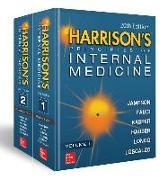 Cover-Bild zu Harrison's Principles of Internal Medicine (Vol. 1 & Vol. 2) von Larry Jameson, J.