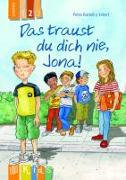 Cover-Bild zu Das traust du dich nie, Jona! 2 von Bartoli Eckert, Petra