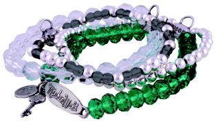 Cover-Bild zu Märchenwald Armband grün