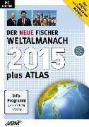 Cover-Bild zu Der neue Fischer Weltalmanach & Atlas 2015 von Fischer Taschenbuch Verlag in der S.Fischer Verlag GmbH