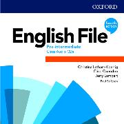 Cover-Bild zu English File: Pre-Intermediate: Class Audio CDs von Latham-Koenig, Christina (Weiterhin)