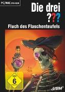 Cover-Bild zu Die drei ??? von United Soft Media Verlag GmbH (Hrsg.)