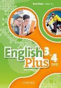 Cover-Bild zu English Plus: A2 - B1: Levels 3 and 4 DVD