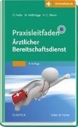 Cover-Bild zu Praxisleitfaden Ärztlicher Bereitschaftsdienst von Fobbe, Gabriele (Hrsg.)