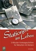 Cover-Bild zu Stationen im Leben von Weber, Annette